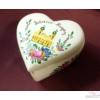 Szív alakú bonbonier