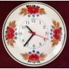 Fali tányér óra   Ø26 cm
