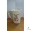 Kávés bögre 2,5 dl-es koricipős és balettcipős