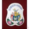 Debrecen címerével festett kerámiáink