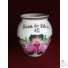 Kis csokros váza  /13 cm/