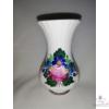 Fodros szájú váza /14 cm/