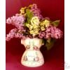 Viseletes nagy váza  /17 cm/