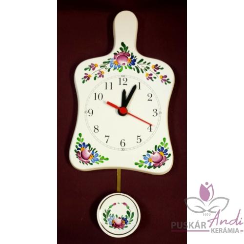 Vágódeszka alakú ingás óra