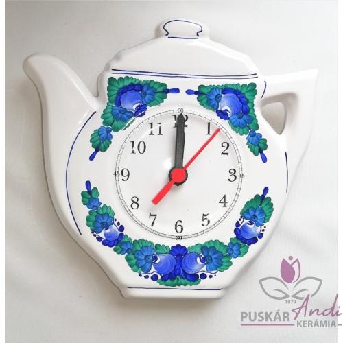 Teáskanna alakú fali óra