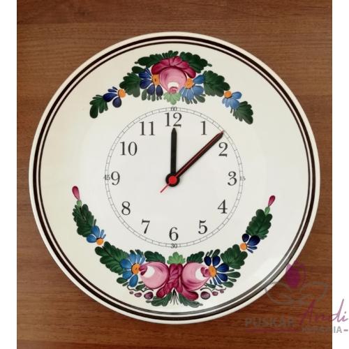 Fali tányér óra  Ø32 cm