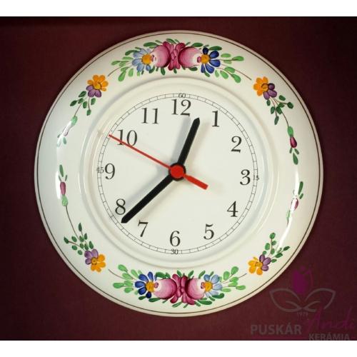 Fordított tányér óra   Ø22 cm