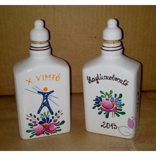 X. VIMFÓ céges ajándéka pici butella
