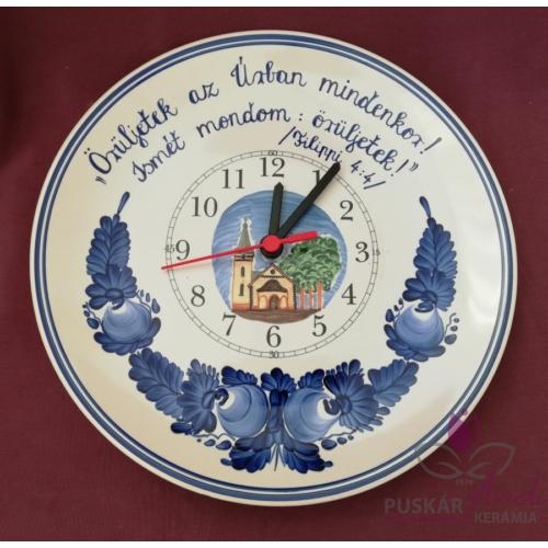 Csapókerti Református Egyházközség fali óra