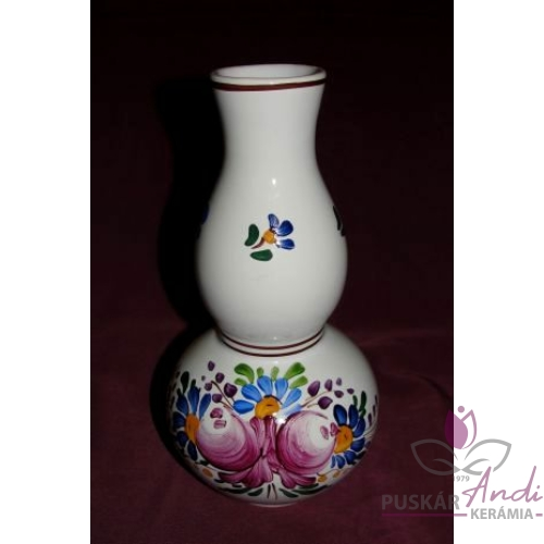 """Legújabb, """"duplahasú"""" váza /20 cm/"""